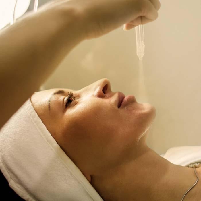 Handpieces woman treatment